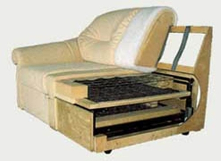 производства мягкой мебели